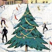 Christmas tree DC Comics