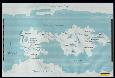 Andoria surface - Among the Clans