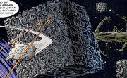 Borg occupied DS9