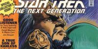 Star Trek: The Next Generation Special, Issue 1