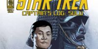 Captain's Log: Sulu