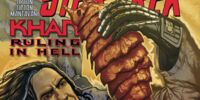 Khan: Ruling in Hell, Issue 3