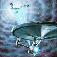 USS Enterprise-A recovers USS Defiant