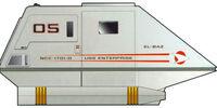 Type-16 shuttlepod