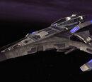 Jem'Hadar dreadnought carrier