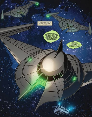 Enterprise (Star Trek: My Brother's Keeper, Book 3)