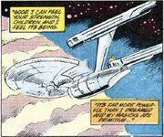 Enterprise-A Plummet