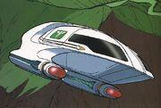 Starfleet Medical type-7 shuttle
