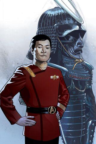 File:Captain's Log Sulu Messina.jpg