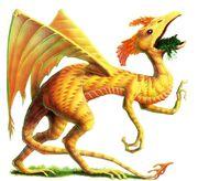 Berengarian dragon