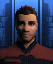 Commander Argus Genstra