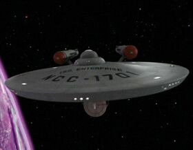 I.S.S. Enterprise (NCC-1701) -1