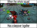 SpartanPro1 - The Squad Sleepover