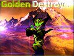Golden Destroyer