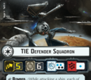 TIE Defender Squadron
