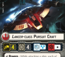 Lancer-class Pursuit Craft