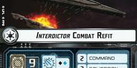 Interdictor Combat Refit