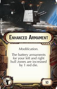 Enhanced-armament