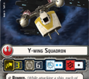 Y-wing Squadron
