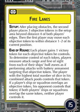 Fire-lanes