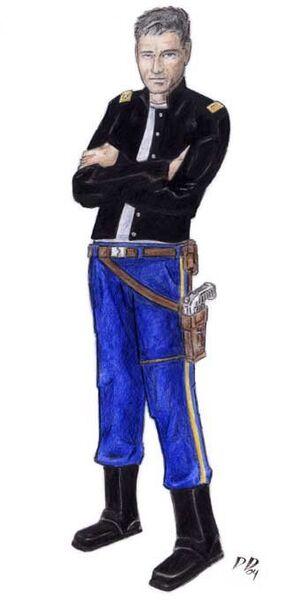 Commodore Archolonus