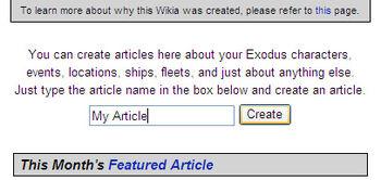 ArticleCreation