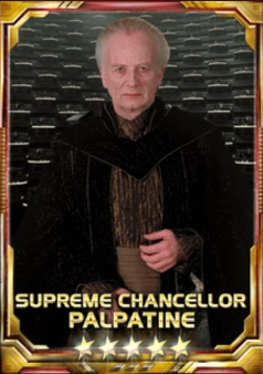 Supreme Chancellor Palpatine 5S