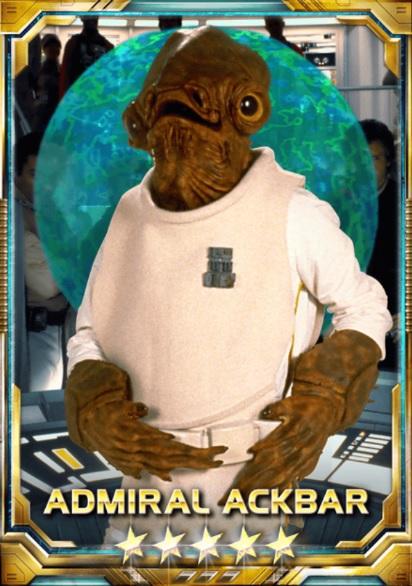 Admiral Ackbar 5S