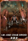 LM-432 Crab Droid 3S