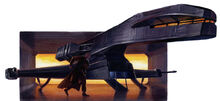Jedi Shadow CG
