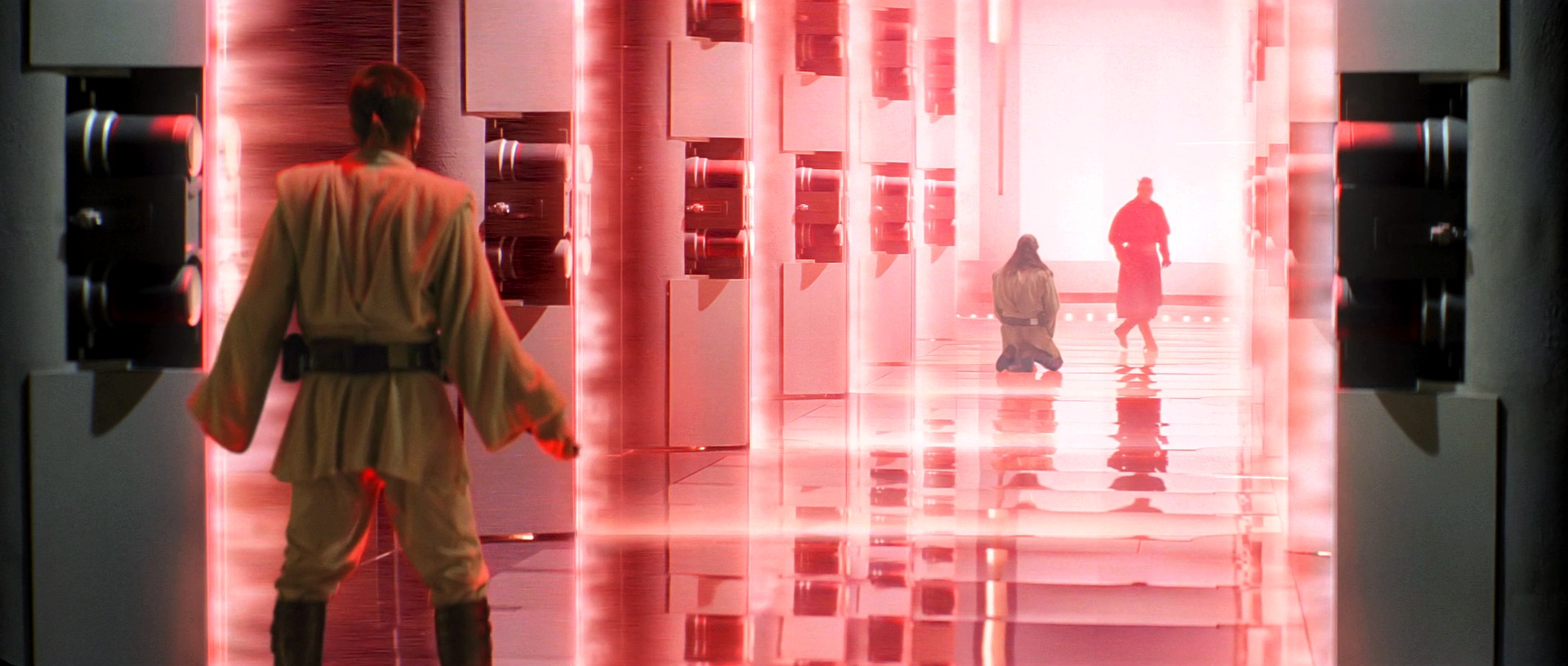 Image result for Phantom menace shield doors