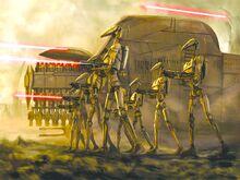 Battle droids EGTW