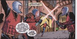 Sith defenders Tahv