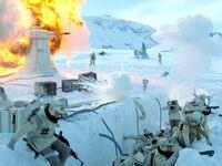 Rebels get pounded