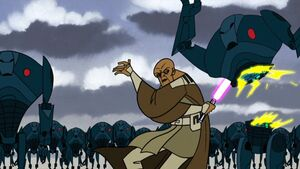Mace Windu during the Battle of Dantooine.jpg
