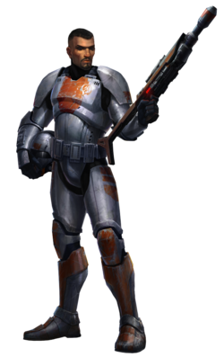 Republic Trooper TOR