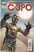 Star Wars Special C-3PO Phantom Limb GameStop