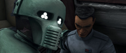 Wolffe recovers