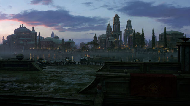 File:Theed at sunset.jpg
