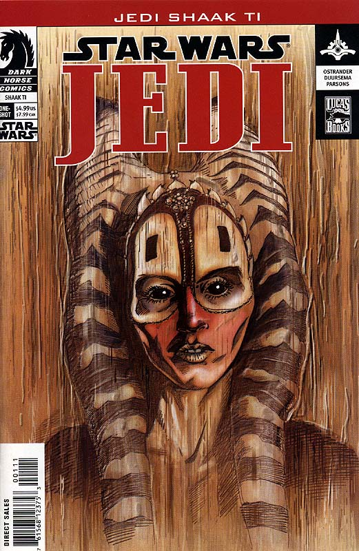 Image result for shaak ti comic