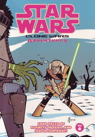 File:Clone Wars Adventure Volume 6.jpg