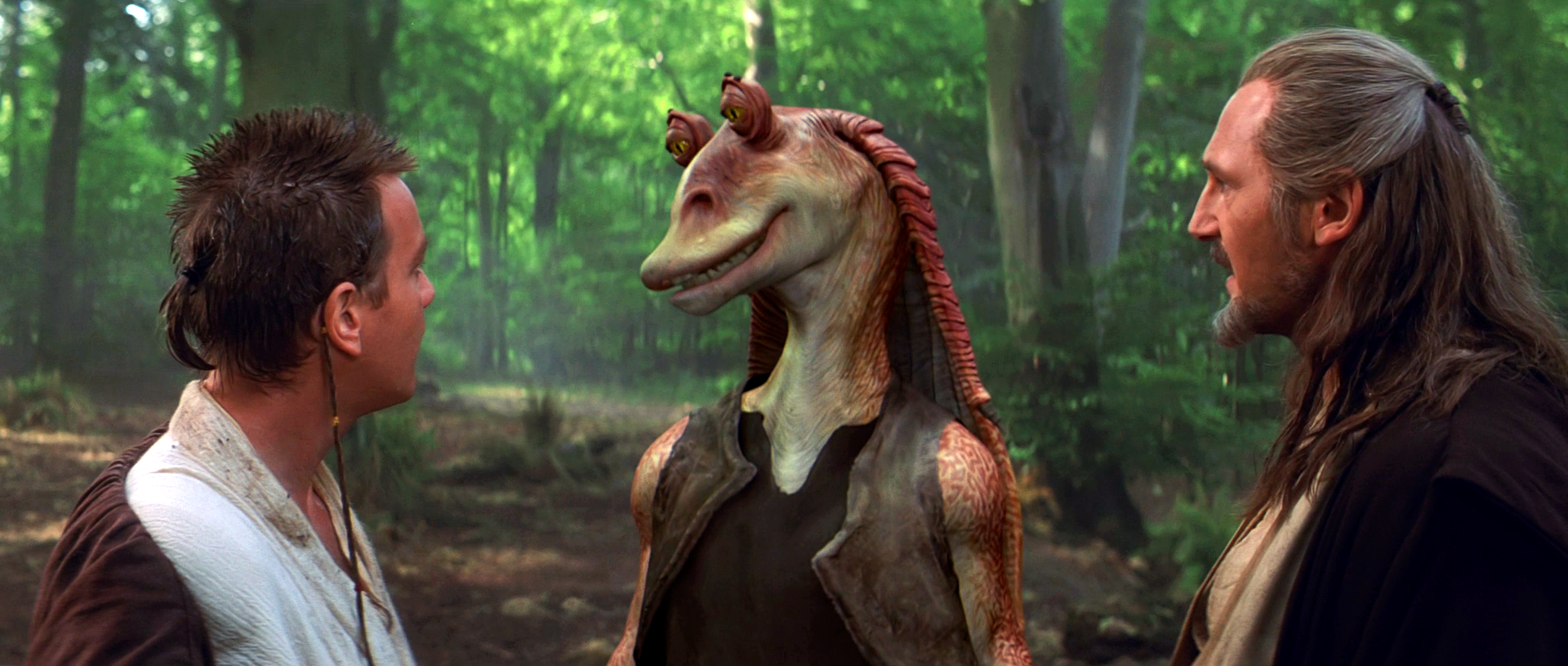 New Jar Jar Binks Solo Film in Development