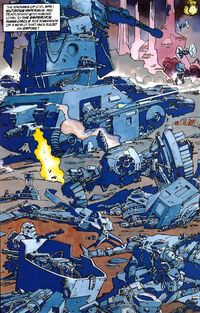 XR-85 Coruscant