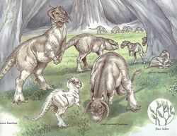 Tauntaun Species