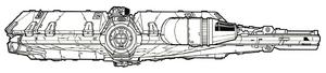 Yt1300 cargo pods