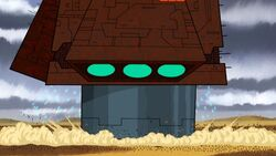 Seismic tank attacks