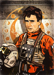 Commander Wedge Antilles