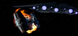 Dark Forces Corvette