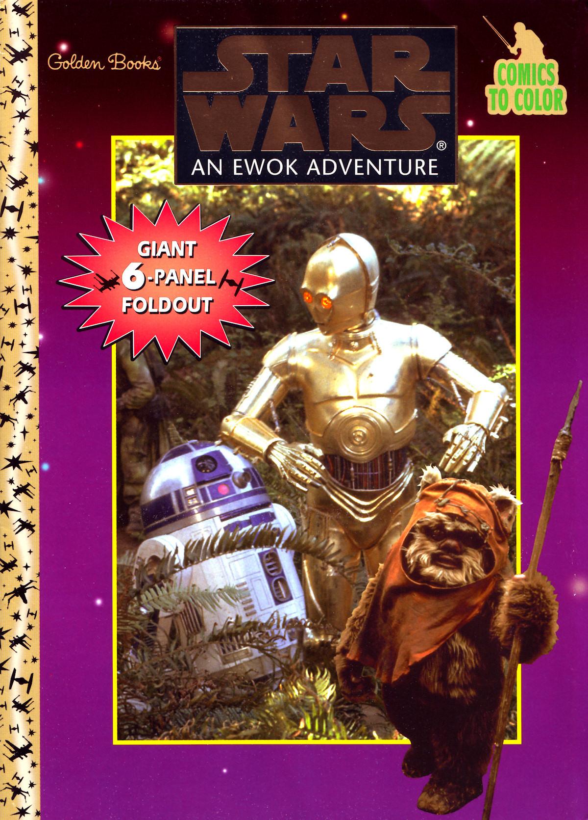 An Ewok Adventure Wookieepedia Fandom Powered By Wikia