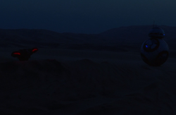 BB8 and the nightwatcher worm